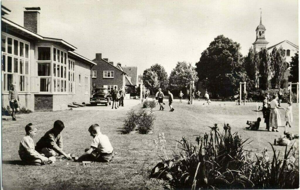 archieffoto kinderdorp neerbosch